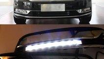 Lumini de zi DRL TFL VW Passat B7 2012