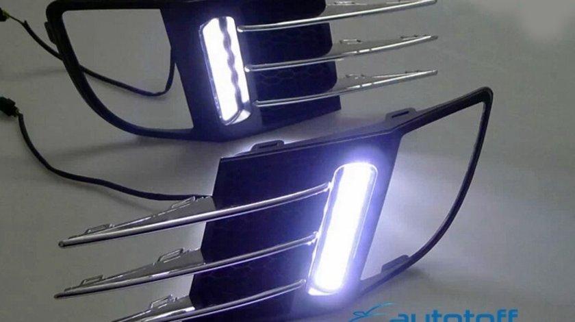 Lumini de zi Golf 6 GTI - LED