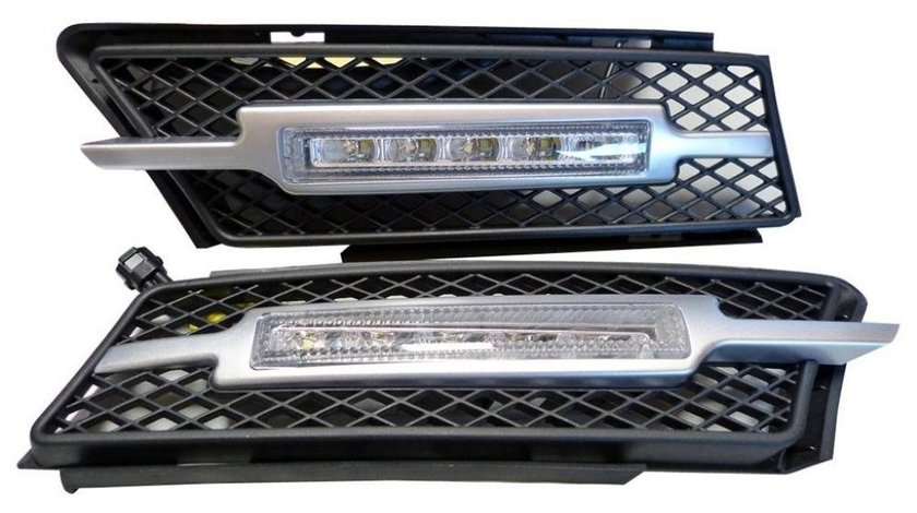 Lumini de zi LED BMW Seria 5 F10 (dupa 2011)