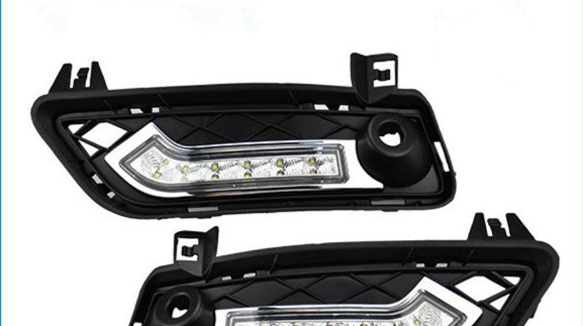 Lumini de zi led BMW X3 F25 2011+
