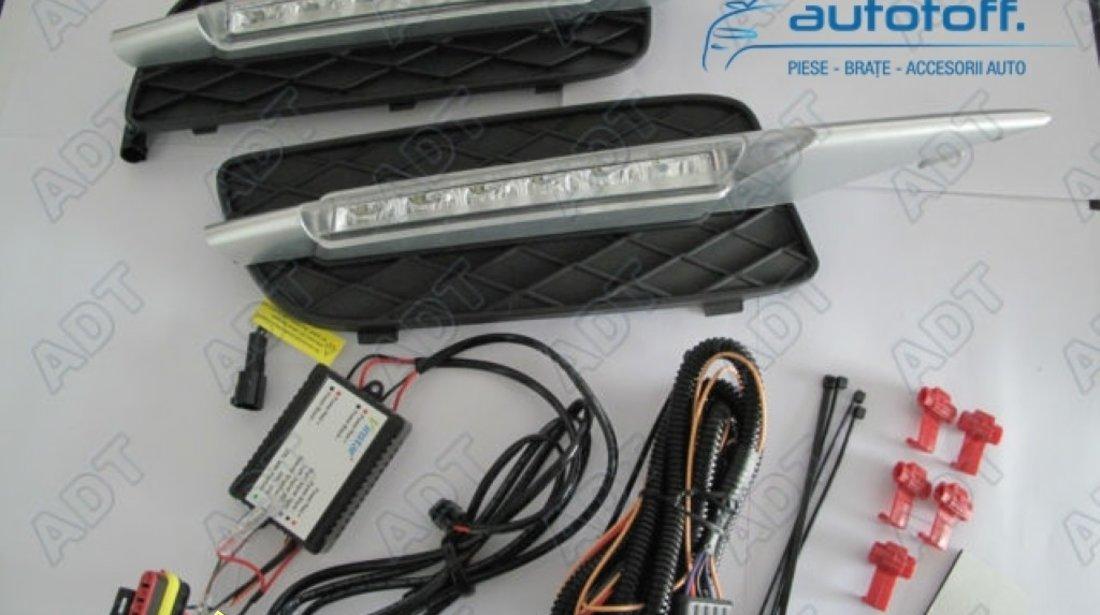 LUMINI DE ZI LED BMW X5 E70 DRL