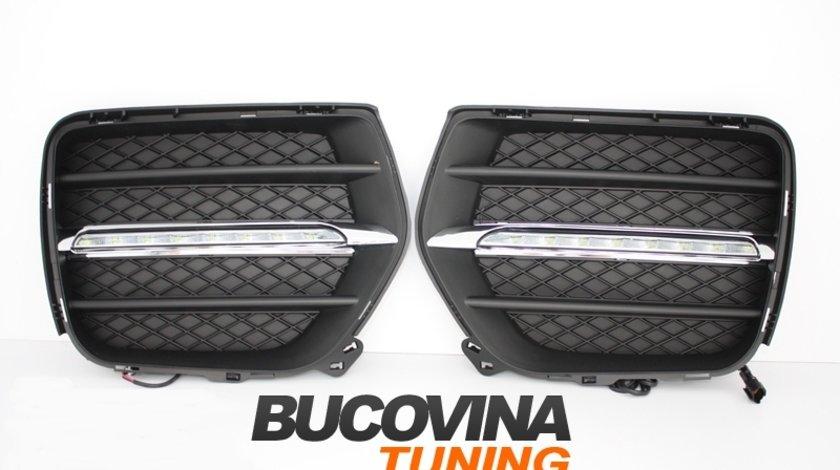 LUMINI DE ZI LED BMW X6 FACELIFT