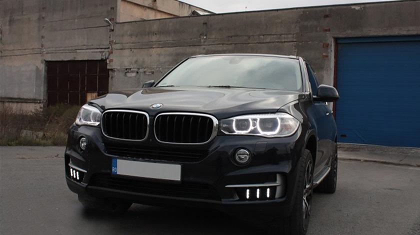 LUMINI DE ZI LED CU SEMNALIZARE DEDICATE BMW X5 F15