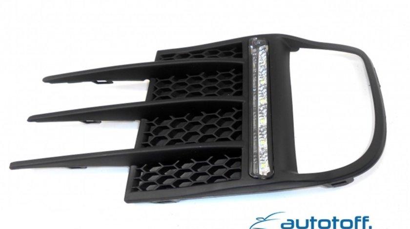 Lumini de zi LED Golf 6 GTI