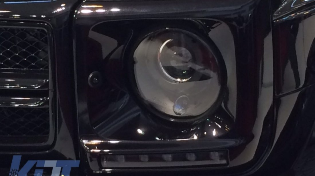 Lumini de zi led Mercedes G 65