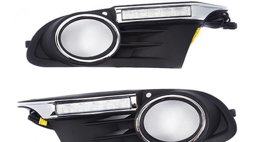 Lumini de zi LED VW GOLF 6