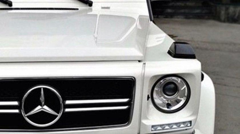 Lumini de zi Mercedes G-Class W463 - DAYLINE LED G-Class W463
