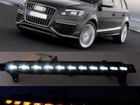 Lumini de zi si semnalizari cu led Audi Q7 W12 Originale