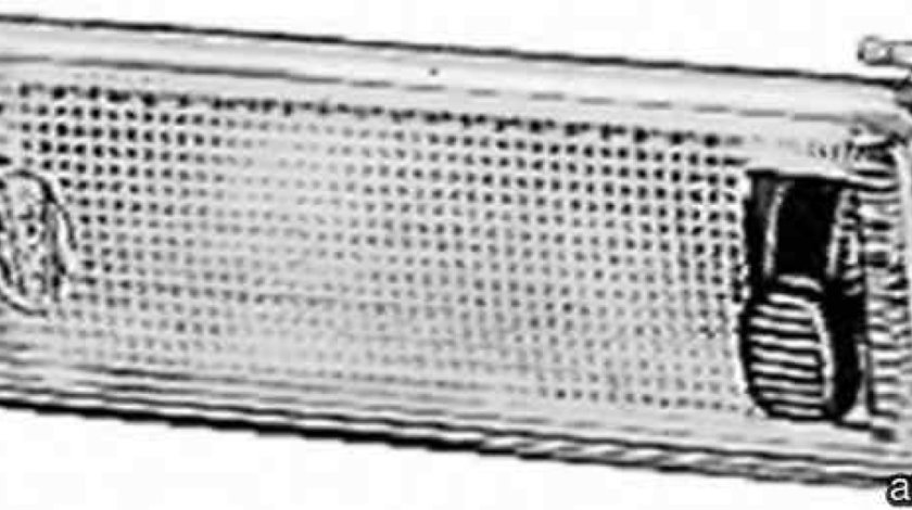 Lumini interioare VW DERBY 86 HELLA 2JA 002 931-031