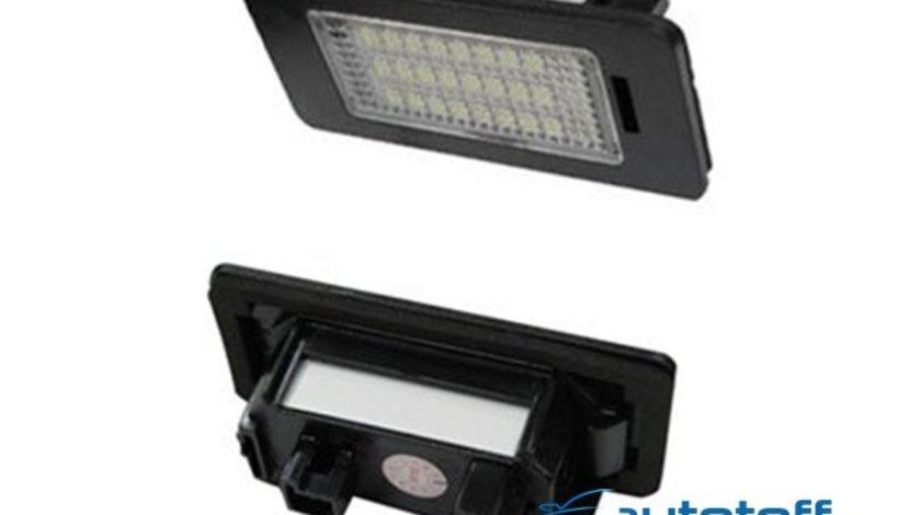Lumini LED placuta numar inmatriculare AUDI A3