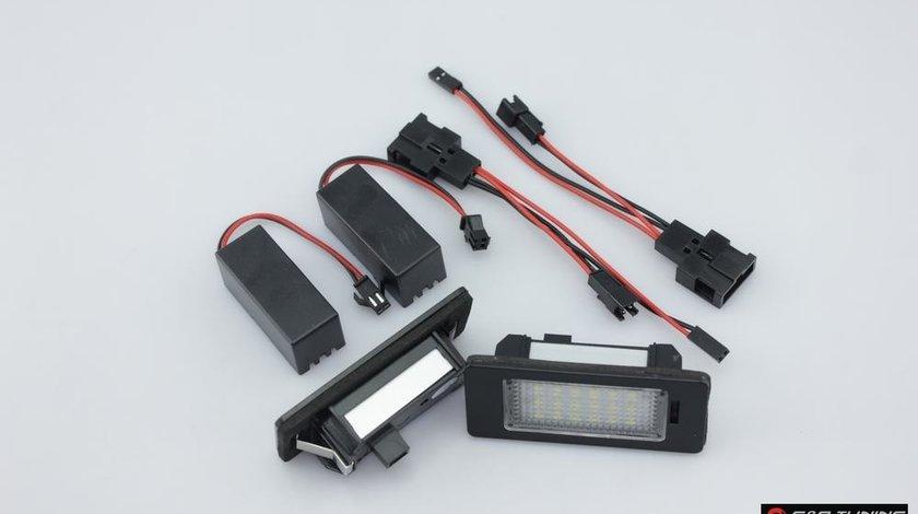 Lumini Numar AUDI A4 (B8)