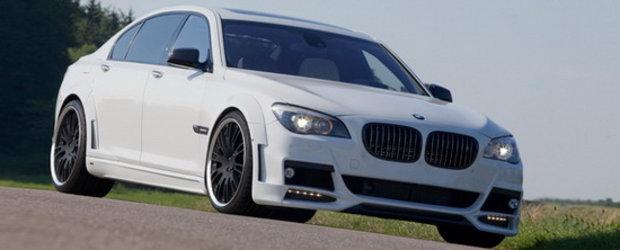 Lumma Design modifica noul BMW Seria 7 - Mai lat este mai bine?