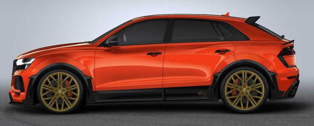 Lumma pregateste un pachet de tuning pentru cel mai puternic SUV de la Audi. Cum arata