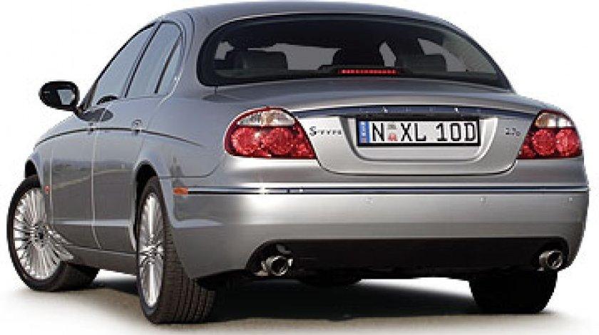 Luneta Jaguar S-Type An 2004-2009