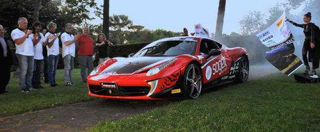 Luni, 3 August, un italian vrea sa doboare un record de viteza pe Transfagarasan