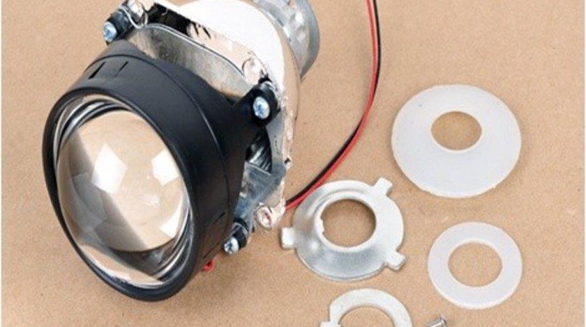 Lupe Bi-xenon Mini H1 ( Pret / Set ) ManiaCars