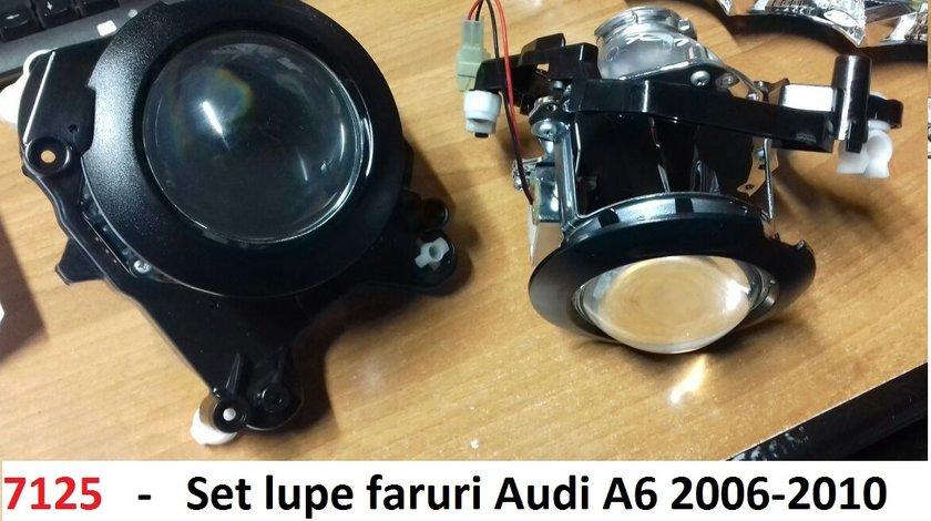Lupe faruri Audi A6