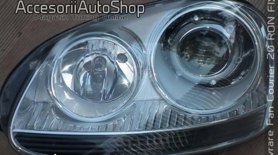 Lupe faruri Bixenon VW GOLF 5 GTI MK5