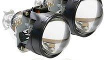 Lupe Premium Bi-xenon MINI 3inch H7. ( PRET / SET ...