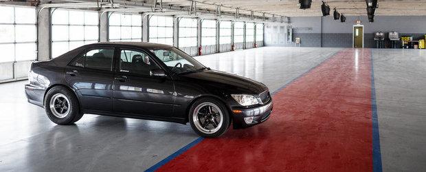 Lupul in blana de oaie: Un Lexus IS cu 1.100+ CP la roti
