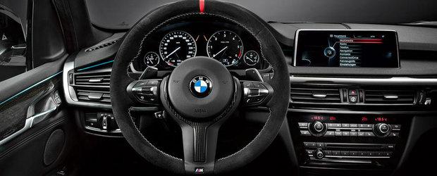 Luxul intalneste sportivitatea: Accesorii M Performance pentru noul BMW X5