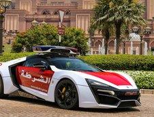 Lykan Hypersport Politia Abu Dhabi