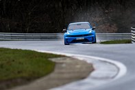 Lynk&Co 03 Cyan la Nurburgring