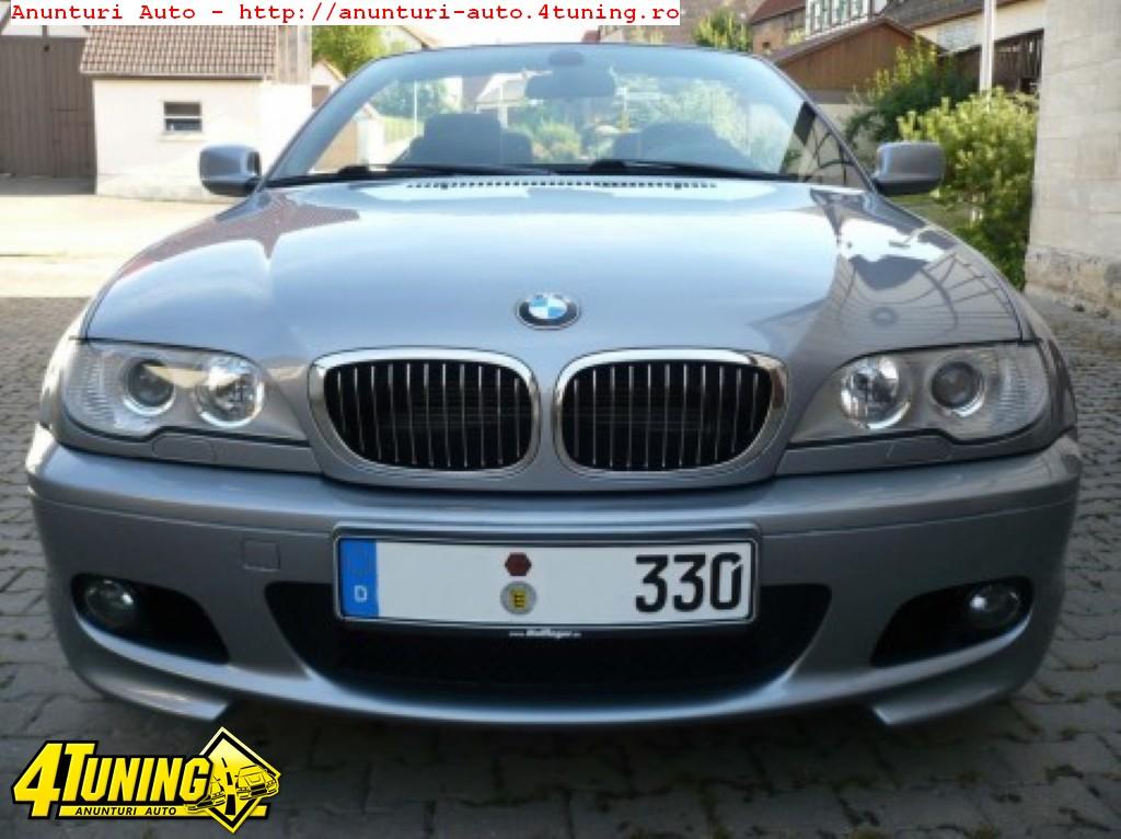 M paket original pentru BMW E46 seria 3 cabrio