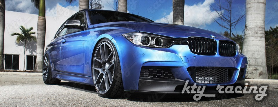 M Performance Pachet Complet BMW seria 3 2011 up F30