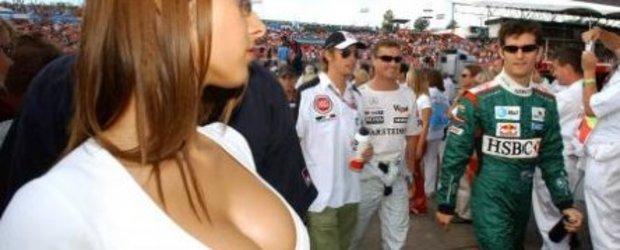 M. Webber este fericit: va concura pentru Red Bull si in 2010