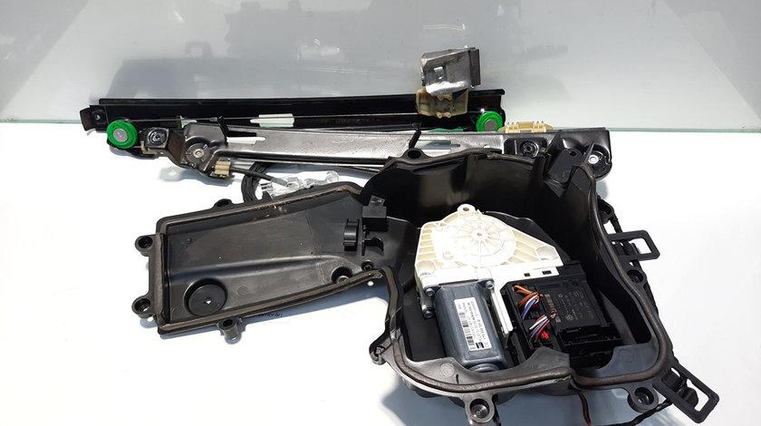 Macara cu motoras dreapta fata, Seat Leon (1P1) [Fabr 2005-2011] 1P0837402G (id:434973)