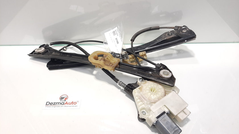 Macara cu motoras dreapta fata, Seat Toledo 4 (KG3) [Fabr 2012-2018] (id:431996)