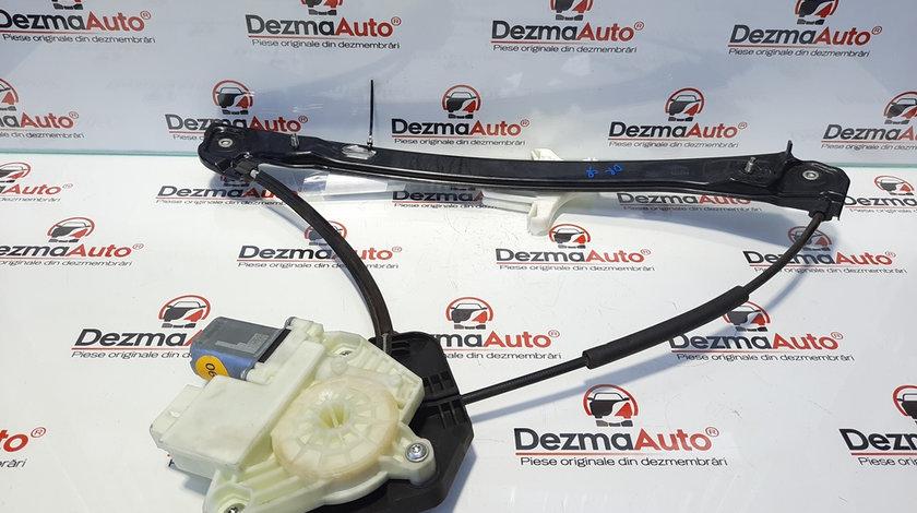 Macara cu motoras dreapta spate, Seat Toledo 4 (KG3) [Fabr 2012-2018] 5JA839462, 5JA959812F (id:428016)