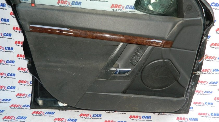 Macara cu motoras geam electric usa stanga fata Opel Vectra C Limuzina