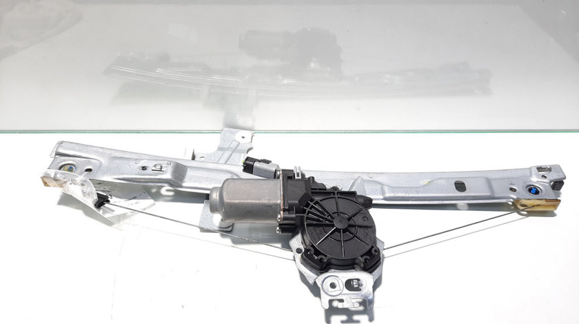 Macara cu motoras stanga fata, Peugeot 207 (WA) [Fabr 2006-2012] 9681182380 (id:448683)