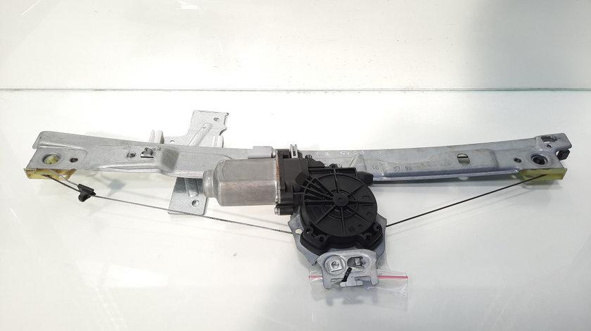 Macara cu motoras stanga fata, Peugeot 207 (WA) (id:477041)