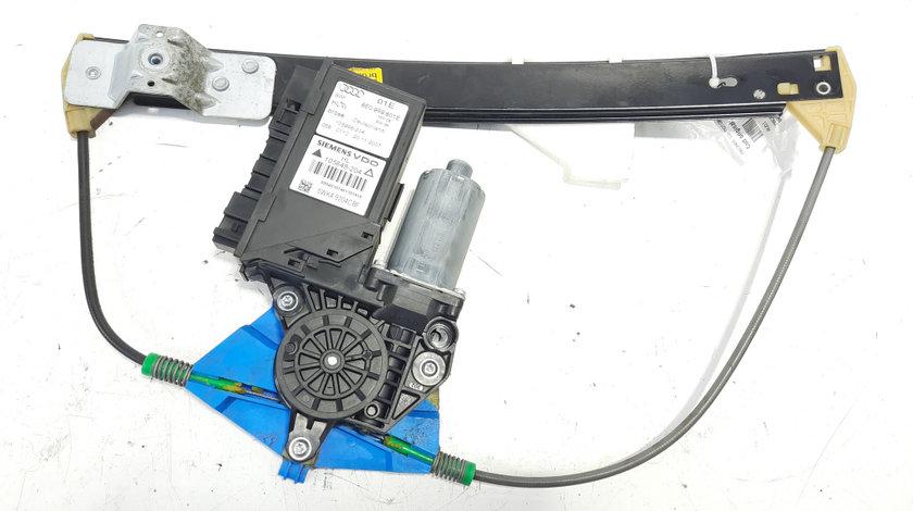 Macara cu motoras stanga spate, cod 8E0839461C, Audi A4 Avant (8ED, B7) (id:489469)