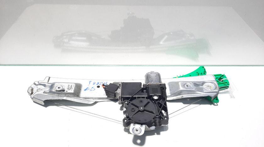Macara cu motoras stanga spate, Opel Astra J Combi [Fabr 2009-2015] (id:450678)