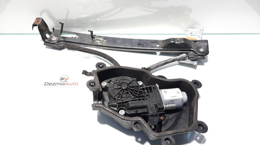Macara cu motoras stanga spate, Seat Ibiza 5 (6J5) [Fabr 2008-2017] 6J4839401B (id:446992)