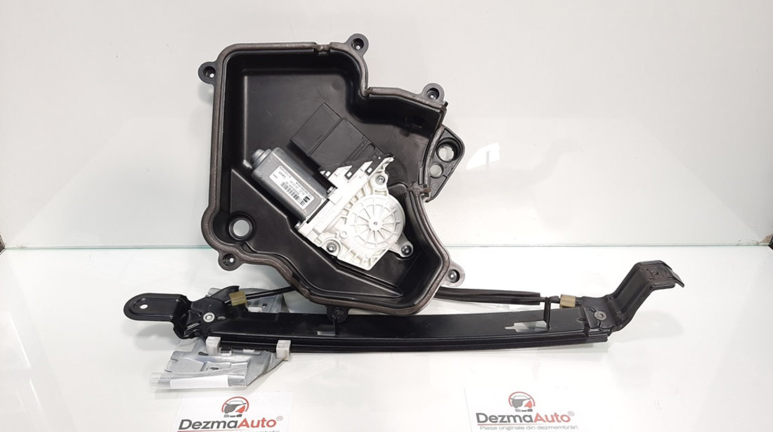 Macara cu motoras stanga spate, Seat Leon (1P1) [Fabr 2005-2011] 1P0839401B, 1K0959703N (id:429808)