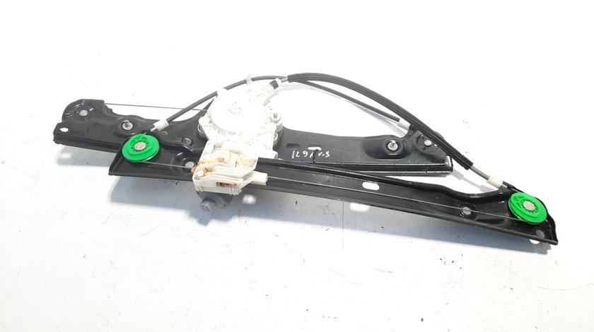 Macara cu motoras usa stanga fata, cod 7060265, Bmw 3 Touring (E91) (id:498461)
