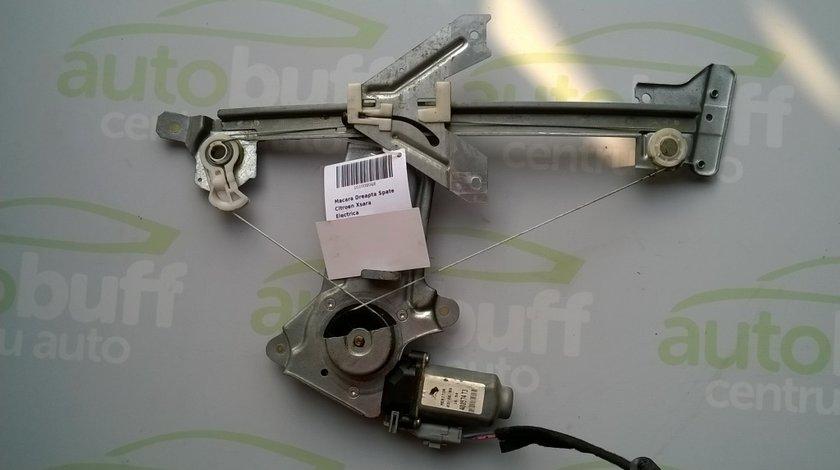Macara Electrica Citroen Xsara Dreapta Spate
