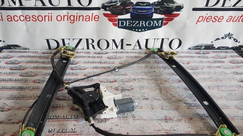 Macara electrica cu motoras geam usa dreapta fata Audi A6 4g c7 4g0837462