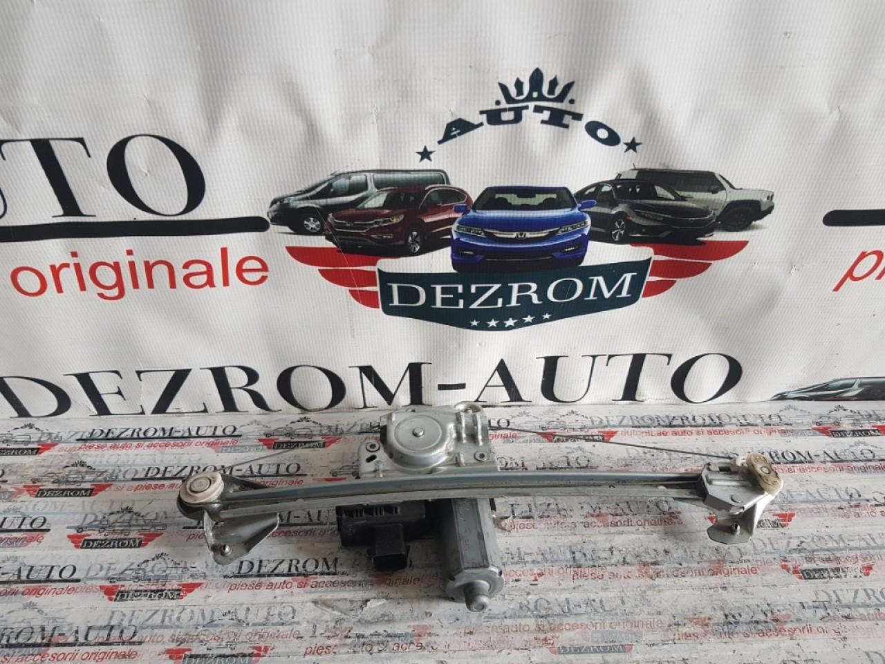 Macara electrica cu motoras geam usa stanga spate Opel Astra H Hatchback