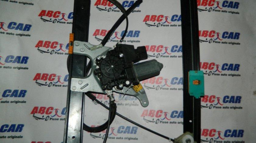 Macara electrica cu motoras usa stanga fata Audi A3 8L cod: 8L3837461 / 114181101774 model 1996 - 2004