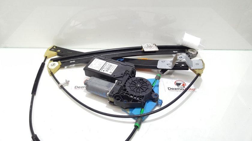 Macara electrica dreapta fata, Audi A4 Avant (8ED, B7) 8E0837462C (id:351108) din dezmembrari