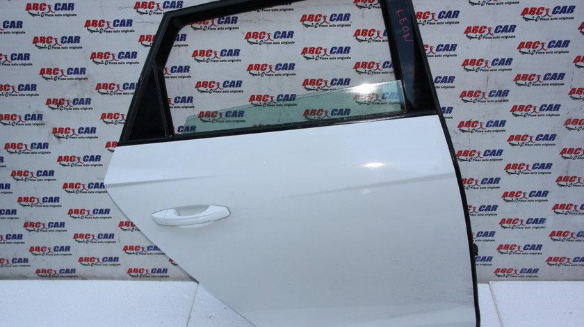 Macara electrica geam usa dreapta spate Seat Leon 5F1 ST 2012-2017
