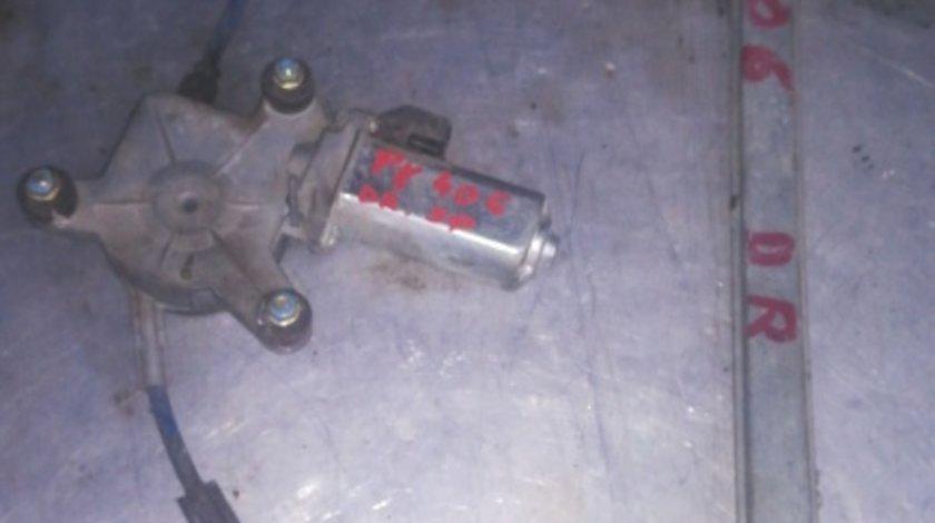 Macara electrica PEUGEOT 406 dreapta spate