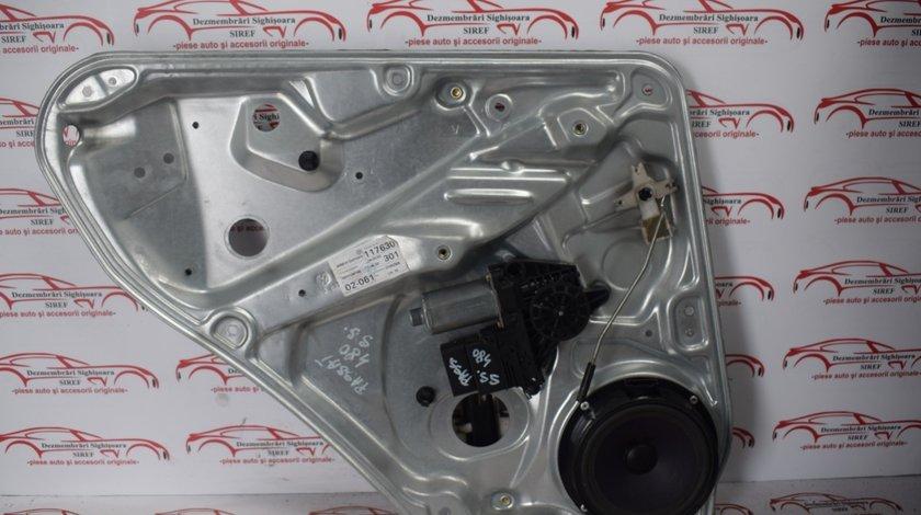 Macara electrica spate stanga VW Passat B5 0130821697 480