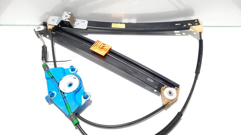 Macara electrica stanga fata, Audi A4 Avant (8ED, B7) [Fabr 2004-2008] 8E0837461C (id:448280)